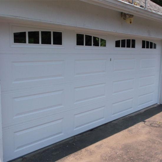 Custom Aluminum Garage Doors