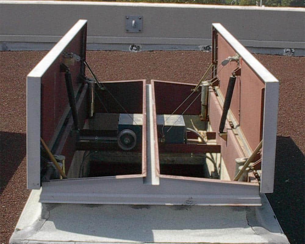 Roof Hatches Doors